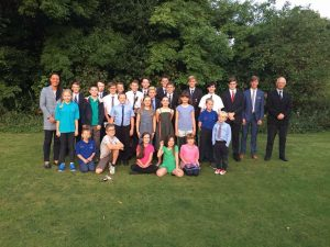 Junior Captain's Day